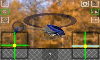Screenshot of Indoor Heli Sim 3D Free
