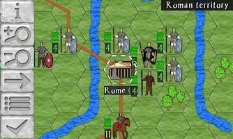 Screenshot of Populus Romanus FREE