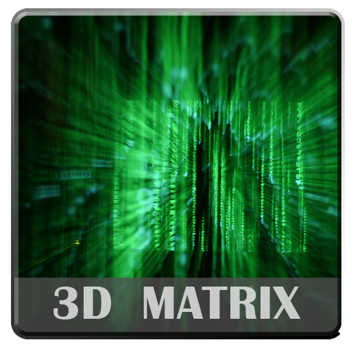 3D Dynamic Matrix LWP 個人化 App LOGO-APP試玩