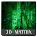 3D Dynamic Matrix LWP icon