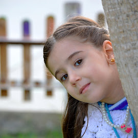 Elesar by Morhaf Aljanee - Babies & Children Child Portraits