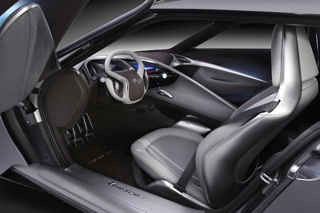 Hyundai Unveils The HND-9 Concept carhoots