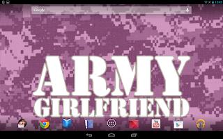 Screenshot of U.S. Army Wallpaper & Cadences