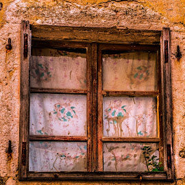 old window by Eseker RI - Buildings & Architecture Architectural Detail (  )