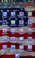 Screenshot of USA Theme