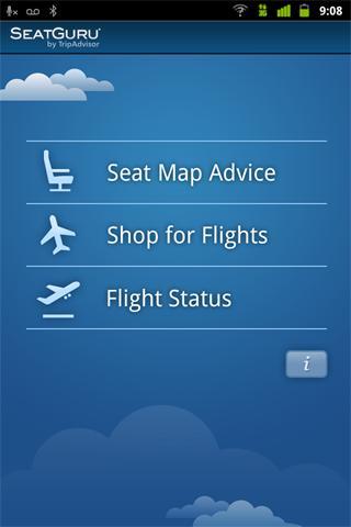 SeatGuru: Maps+Flights+Tracker