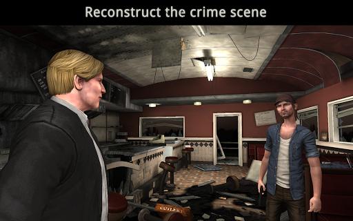 The Trace: Murder Mystery Game - screenshot