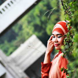 Model #1 by Rian Farrell Irsyad - Novices Only Portraits & People