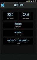 Screenshot of Simple Pedometer