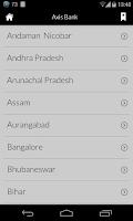 Screenshot of India Finance Info
