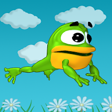 Flappy Frogger Rebooted