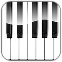 Piano Keys mobile app icon