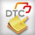 디티씨 영업 관리 시스템 icon