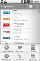 Screenshot of Programoid - Program TV