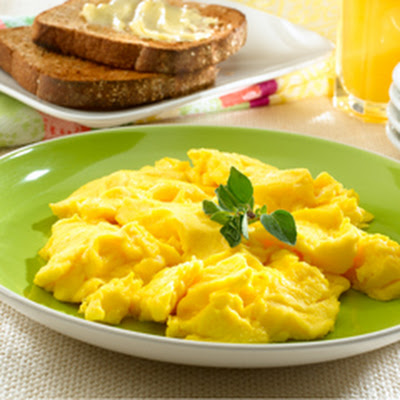 Simple Scrambled Eggs