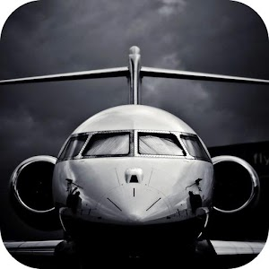 Airplane Flight Live Wallpaper