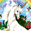 Rainbow Unicorn LW icon