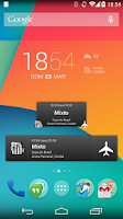 Screenshot of Santos Widget