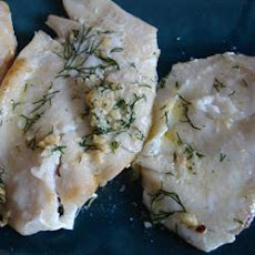 Lemon Pepper Dill Fish