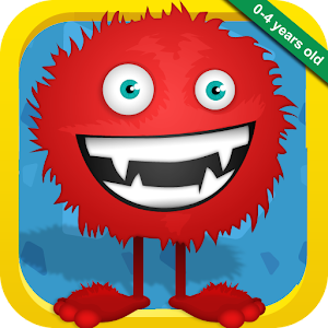 Dress up Monsters - preschools