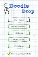 Screenshot of Doodle Drop