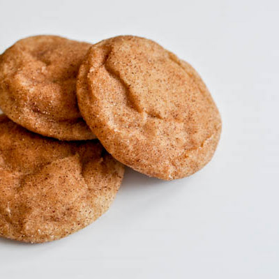 Fat Fluffy Snickerdoodles