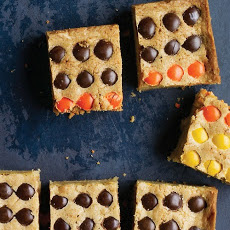 Halloween Blondies