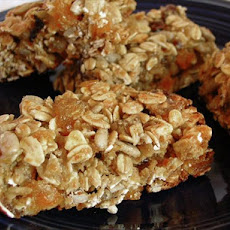 Fruity Granola Energy Bars