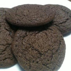 Chocolate Cookies W/Hershey's Cocoa Powder