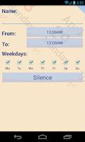 Screenshot of Silence! Free