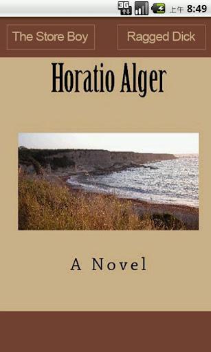 Horatio Alger Jr