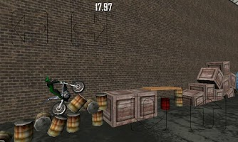 Screenshot of GnarBike Trials