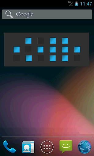 Binary Clock ES