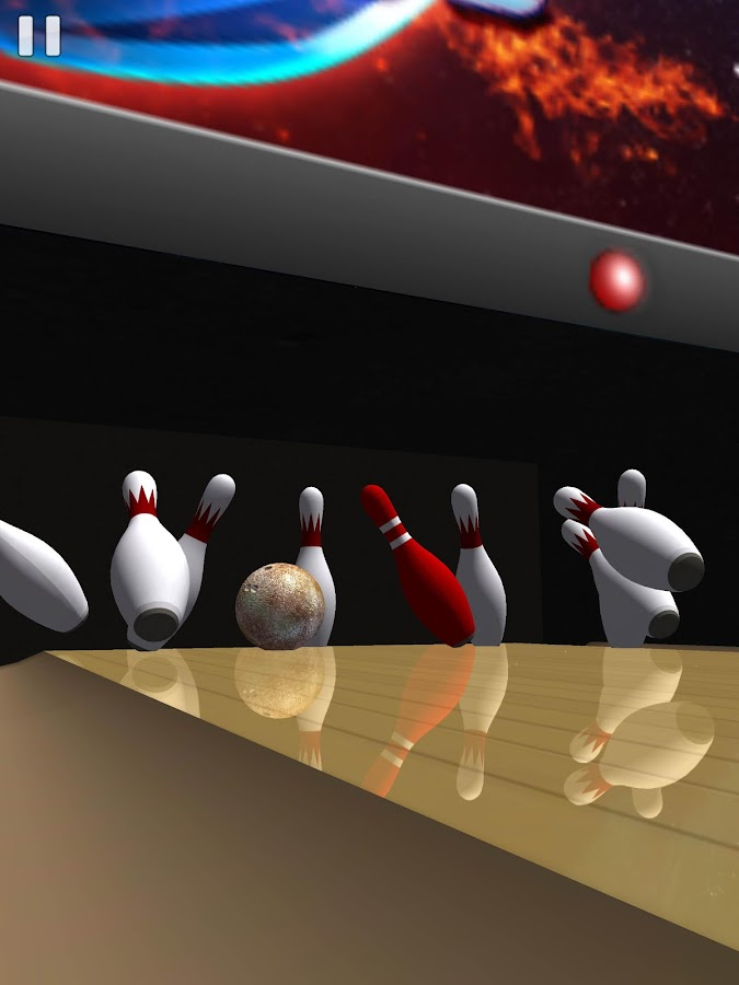 Galaxy Bowling ™ 3D Screenshot 19