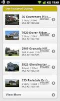 Screenshot of Columbus Ohio Real Estate