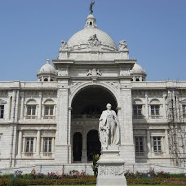 Lord Curzon by Puneet Kanojia - Buildings & Architecture Statues & Monuments (  )