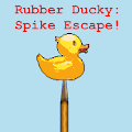 Game Rubber Ducky Spike Escape apk for kindle fire