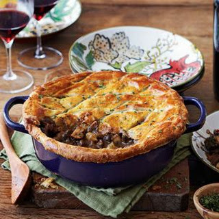 Short Rib Wellington Potpie