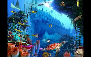 Screenshot of Hidden Treasures Hidden Object