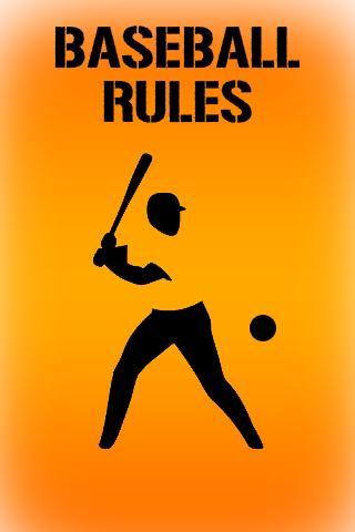 【免費運動App】BaseBall Rules-APP點子