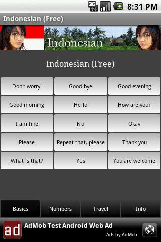 Indonesian Free