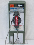 Single Slot Payphones - C & P Green 1C loc C-2