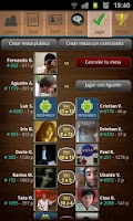 Screenshot of Checkers Online Tournament !