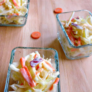 Coleslaw Made Healthy