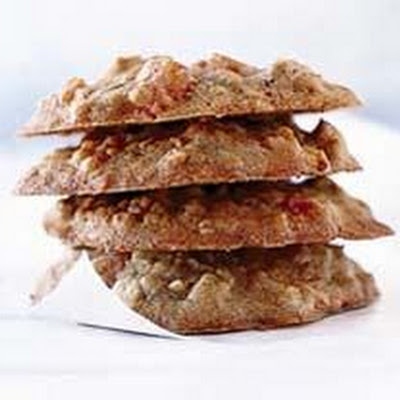 Banana-Oatmeal Power Cookies