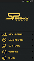 Screenshot of Speedway Programme