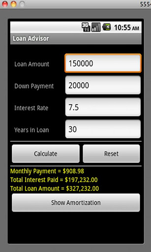 Loan Advisor