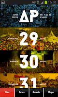 Screenshot of Festa Major Vilafranca