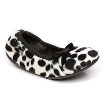 Cienta Animal Pump Slipper SLIPPER