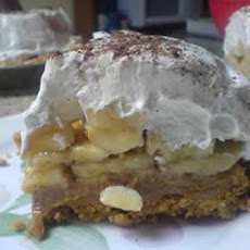 Simple Banoffee Pie